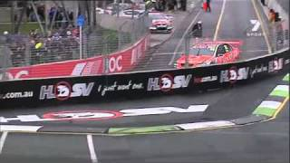 RICK KELLY WINS OPENING V8 RACE IN NEW ZEALAND - Race Highlights