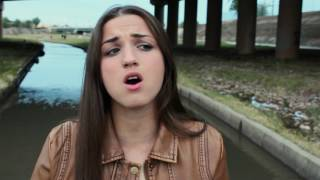 Unsteady - Cover: 17-year-old Olivia Panacci