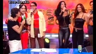 El Show De Waldo, Las Azúcar Moreno, Solo se Vive Una Vez - Videomatch