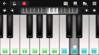 Janam Janam (Dilwale) Arijit singh - Perfect Piano Tutorial with notes