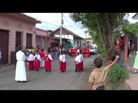 Procesión de San Juan Bosco. Masaya, Nicaragua 2010