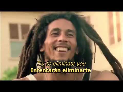 Who The Cap Fit En Espanol de Bob Marley Letra y Video