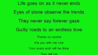Backstreet Boys - Show Me The Meaning of Being Lonely - Lyrics