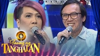Tawag ng Tanghalan: Vice Ganda's suggestion to Rey Valera