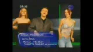 Boban Zdravkovic - Lepa zena Video