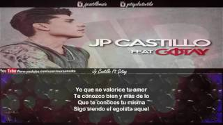 Tu Ausencia (Letra) - Jp Castillo Ft Gotay 'El Autentiko'