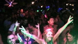 DJ Rinaneko & DJ PHB B2B session at Waterfall party at 2:21