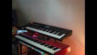 Burn - Deep Purple - Jon Lord Organ Solo