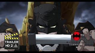 Batman Ninja Trailer 2 Subtítulos en Español
