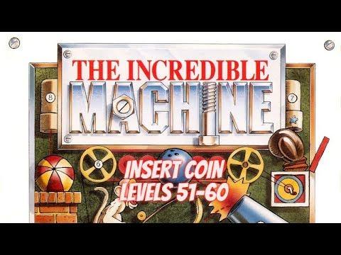 The Incredible Machine (1992) - PC - Levels 51 - 60 - Solución en español
