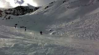 Meribel 2013 - Avalanche Risk?