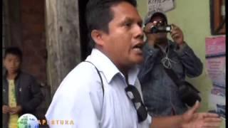 Desconocidos roban motokar de comunicador social Eli Huaynacari