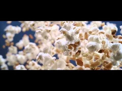 Karl Fazer Salty Popcorn Reklamfilm