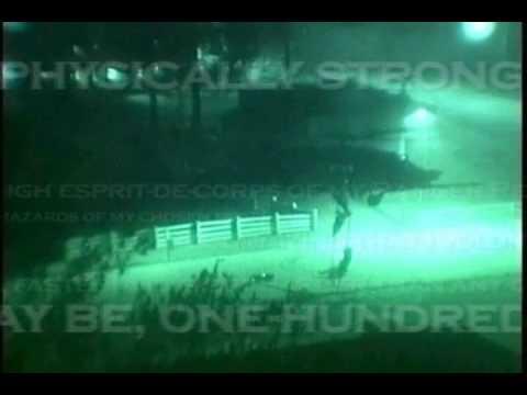75 Ranger Regiment recruiting video (Ranger Creed) (2008)