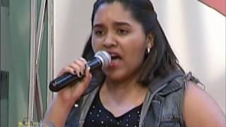 Nicole Sosa - Mi Voz para Cristo (Reto Urbano).