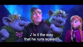 Disney Frozen Fixer Upper HD (The Trolls)