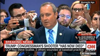 Rep. Jeff Duncan retells conversation he had with GOP shooter James Hodgkinson • 6/14/17