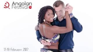 Pawel & Marly - Angolan Festival 2017 - Invitation