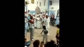 Video 03 - Toque de Oxossi Tata Raminho de Oxossi 2015