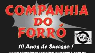 COMPANHIA DO FORRÓ   MEL DA SUA BOCA