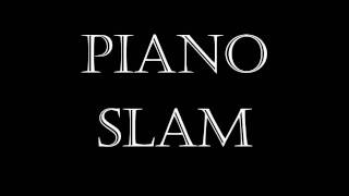 Piano Slam Sound Effect