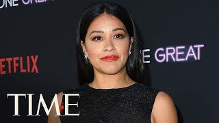 Gina Rodriguez Apologizes For Singing Song With N-Word Lyrics On Social Media | TIME