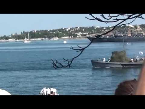 07-25-2010 Part 5 of 31 – Navy parade at Sevestopol, Crimea, Ukraine Part 3.wmv
