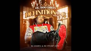 OG Boo Dirty - My Niggas [Prod. By Memphis Track Boyz] (Definition Of A G 2)
