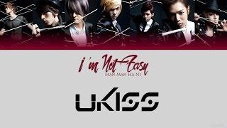 U-KISS - I'm Not Easy (Man Man Ha Ni) [Color Coded Lyrics] (ENG/ROM/HAN)