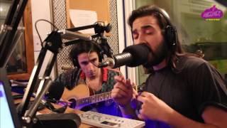 """Miernes / Radio Colmena - Acústico: Francisa y los Exploradores """"Aloha"""""""