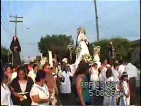 Sabado de Gloria 2011: Procesion de Nuestra Señora de Soledad – Guadalupe