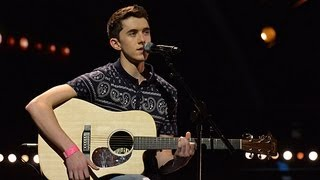 Ryan O'Shaughnessy First Kiss - Britain's Got Talent 2012 Live Semi Final - UK version