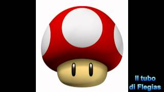 Super Mario Bros. - Mushroom Sound Effect