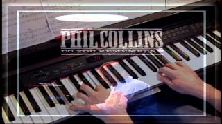Do You Remember -- Phil Collins -- Piano