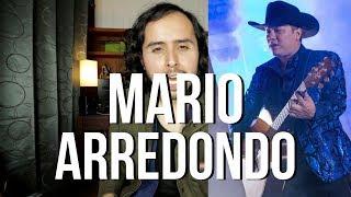 MARIO ARREDONDO - Guitarrista / Segunda Voz de Ulices Chaidez
