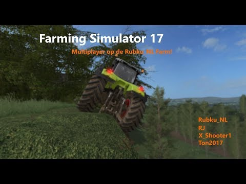 Farming Simulator 17 Stream 010817