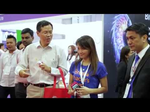 Highlights from Sophos @ Cloud Expo Asia 2016, Singapore