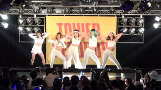 4chumute  cover dance 「4MINUTE - 미쳐(Crazy)」
