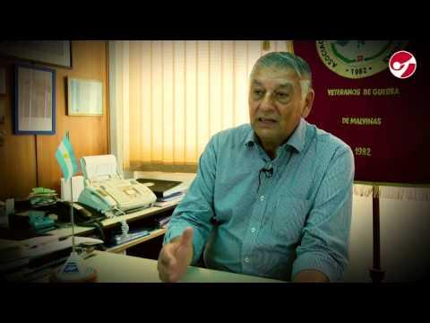 Malvinas 35 años. Testimonio de José María Maurizio 02