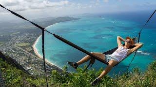 Aloha Hawaii - 17 days backpacking Oahu & Kauai! Adventure solo-travel budget!