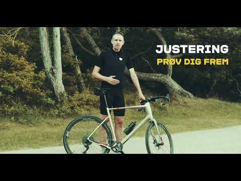 Gravel cykel – tips til indstilling af cyklen | Træning | Arla® Protein