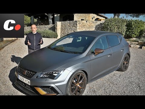 Seat León Cupra R | Primera prueba / Test / Review en español | coches.net