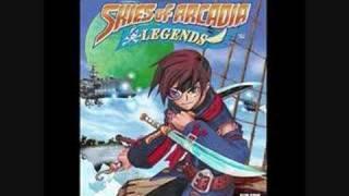Skies of Arcadia: Boss Theme