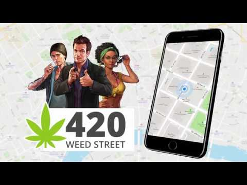 420 Weed Street by A-Steroids - iOS Android - Trailer