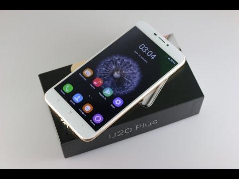 Oukitel U20 Plus - unboxing și primele impresii