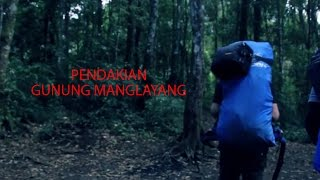 Pendakian Gunung Manglayang via Batu Kuda - (Cadence Kid - Hold On Me Cover )