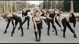 BURNIN UP- Jessie J ft. 2Chainz | Choreography by @madieelizabeth_ and @tayloredgin