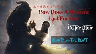 ✱ How Does A Moment Last Forever - Celine Dion Lyrics Video 中文翻譯 ✱