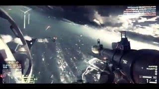 Flying Nimbus ~ BATTLEFIELD