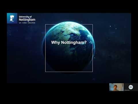 Why Nottingham?